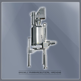 Filtration/washing/drying (triple play)_Saideli Pharmaceutical Machinery Manufacturing Co., Ltd.